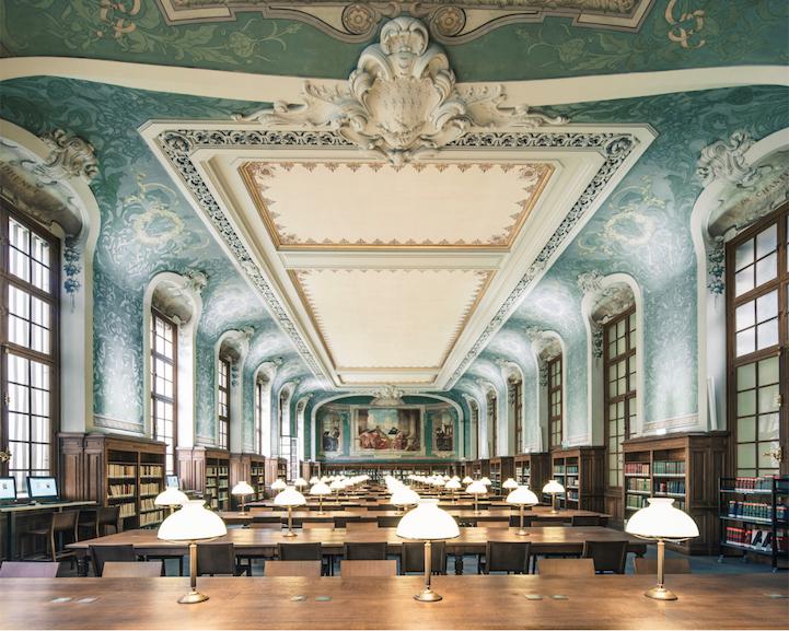Bibliothèque interuniversitaire de la Sorbonne (Paris)
