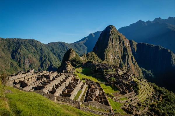 Machu Picchu Citadel, Image by Martin Lang