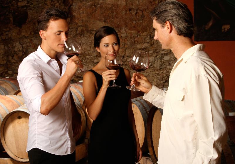 Wine Tasting_
