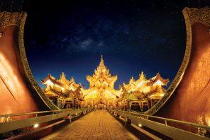 YEARNING FOR Yangon