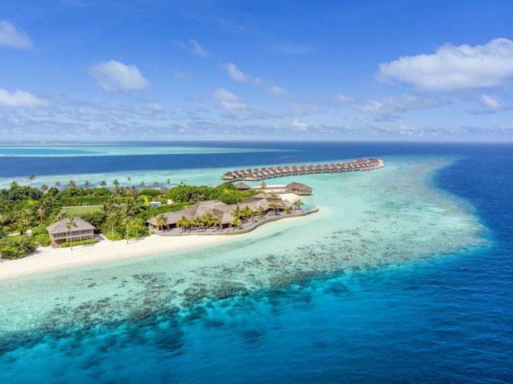 Hidden Paradise Maldives Hurawalhi Island Resort Kudadoo